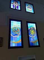 grandi finestre i basso : 1 splendore di gloria - 2 stella del mattino
