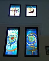 piccole finestre in alto : 3 causa della nostra letizia - 4 arca dell'alleanza
